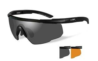 Strelecké okuliare Wiley X® Saber Advanced, súprava