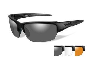 Strelecké okuliare Wiley X® Saint, súprava