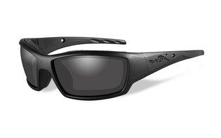 Strelecké okuliare Wiley X® Tide - rámik čierny, dymovo sivé šošovky