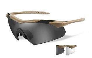 Strelecké okuliare Wiley X® Vapor, súprava