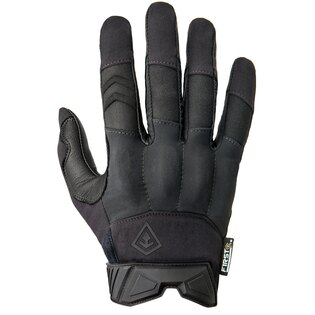 Strelecké rukavice First Tactical® Hard Knuckle - čierne