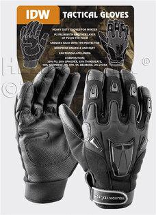 Strelecké taktické rukavice IDW Helikon-Tex® - čierne