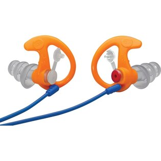 Štuple do uší EP4 Sonic Defenders® Plus Surefire® - oranžové