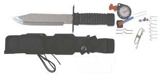 Survival nôž Fox® Outdoor Special Forces so survival sadou