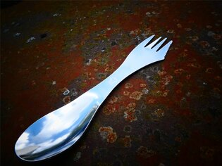 Survival Spork - 5ive Star Gear®