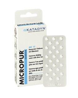 Tablety na čištění vody KATADYN® Micropur Classic MC 1T 100 tb