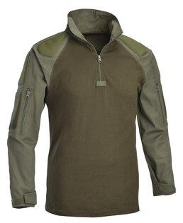 Taktická košeľa Defcon5® Combat s dlhým rukávom - Olive Green