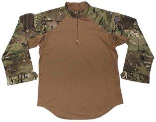 Taktická košile UBACS originál britské armády nová