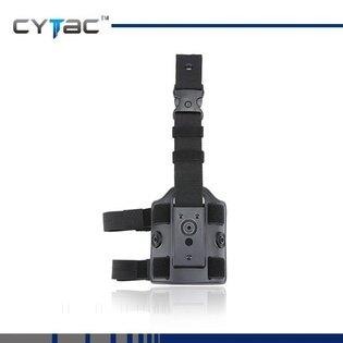 Taktická stehenní platforma R - Serie Cytac® - černý