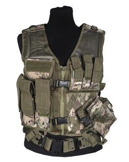 Taktická vesta USMC s opaskom Mil-Tec®