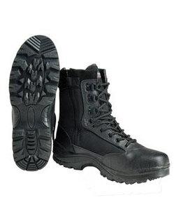 Taktické boty se zipem Mil-Tec®