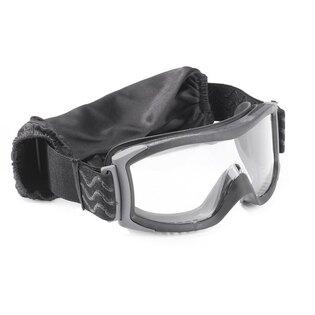 Taktické ochranné brýle BOLLÉ® X1000 DUAL LENS – černé, čiré