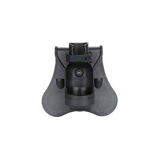 Taktické pouzdro na svítilnu Cytac® - černé