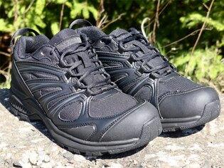 Taktické topánky Altama® Aboottabad Trail Low - čierne