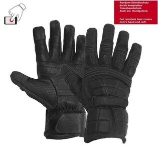 Taktické zásahové ochranné rukavice COP® CR222 TS