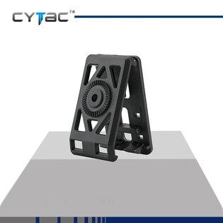 Taktický klip na opasok R - Serie Cytac® - čierny