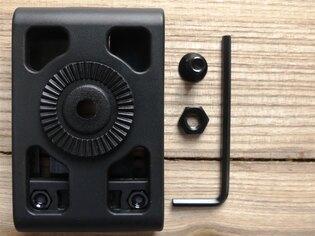 Taktický opaskový prievlak R - Serie Cytac® - čierny