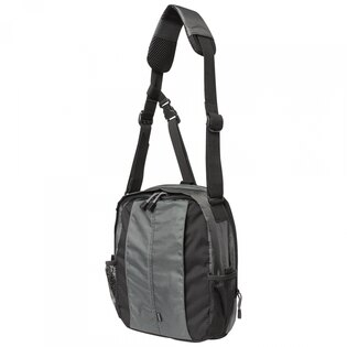 Taška 5.11 Tactical® Covrt™ Satchel - šedo-černá