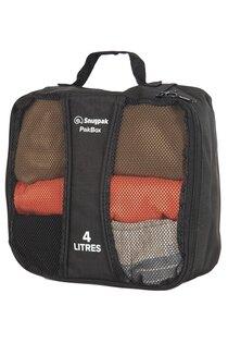 Taška PakBox Snugpak® 4 litry - čierna