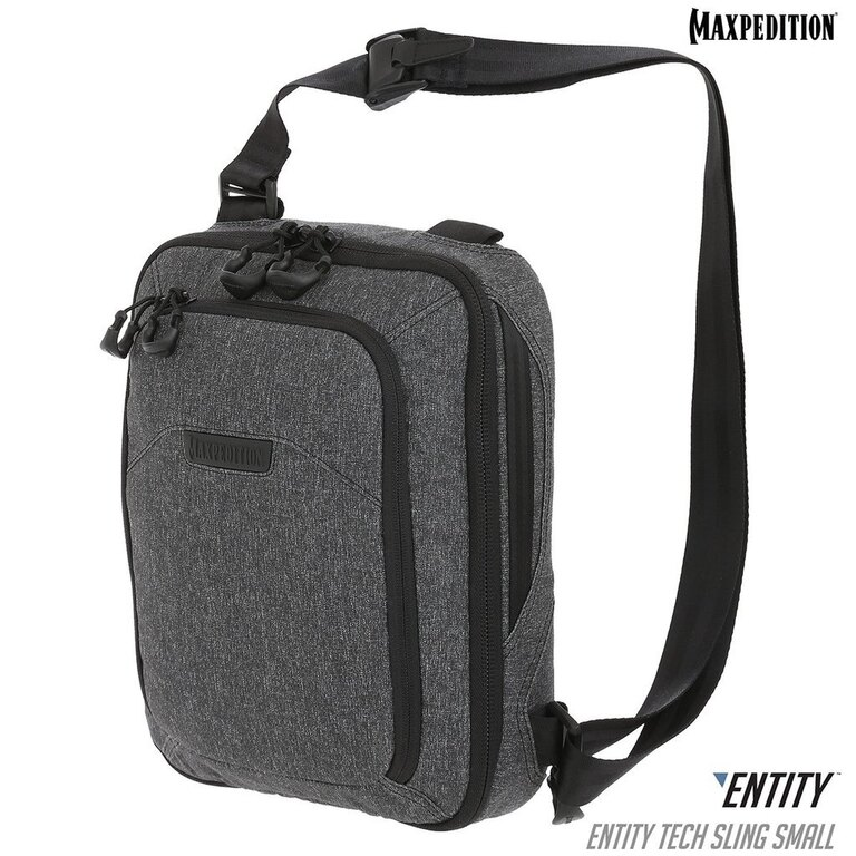 Taška přes rameno Entity™ Tech Sling Maxpedition® Small - Charcoal