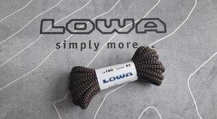 Tkaničky Lowa® 210 cm