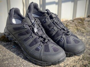 Topánky AKU Tactical® selvatica GTX® - čierne