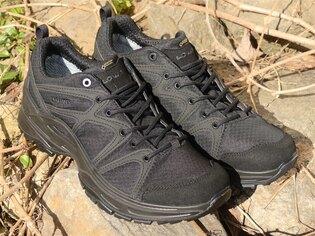 Topánky LOWA® Innox GTX® LO TF - čierne