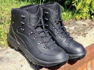 Topánky LOWA® Renegade II GTX® - čierne