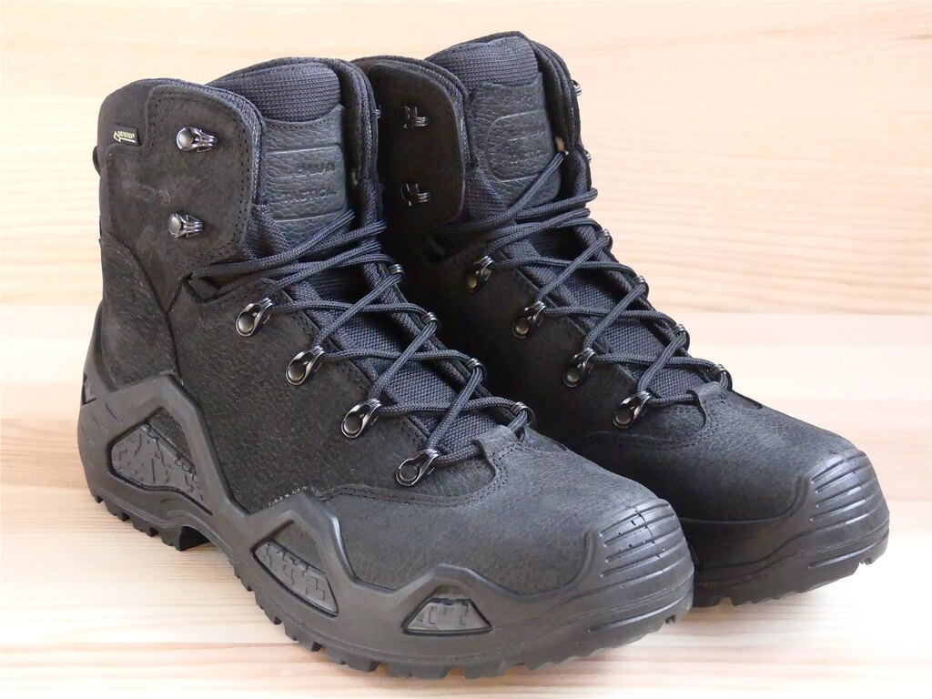 Topánky LOWA® Z-6S GTX® - čierne