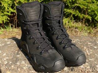 Topánky LOWA® Z-8N GTX® C - čierne