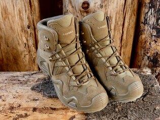 Topánky LOWA® Zephyr MID TF