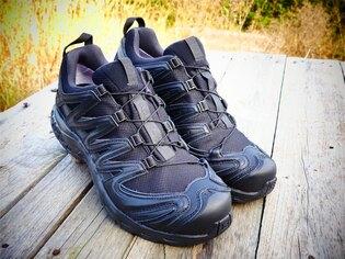 Topánky Salomon® XA PRO 3D GTX Forces - čierne
