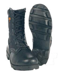 Topánky US JUNGLE CORDURA® Mil-Tec® - čierne