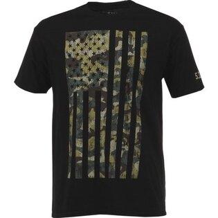 Tričko 5.11 Tactical® Camo Flag - černé