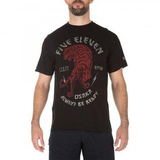 Tričko 5.11 Tactical® Osaka Tiger - čierne