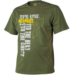 Tričko Helikon-Tex® Travel Advice Mozambique