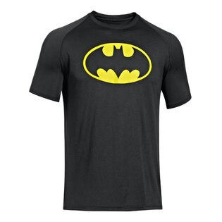 Triko Batman UNDER ARMOUR® HeatGear® - čierne