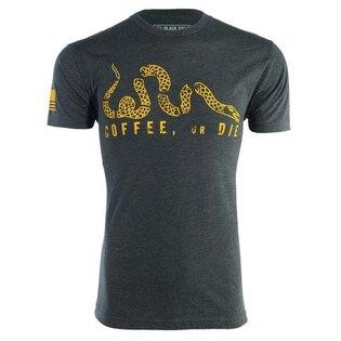 Triko BRCC® Coffee, or Die s potiskem