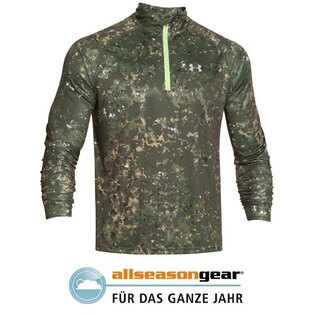 Triko UNDER ARMOUR® Launch Run - rifle green