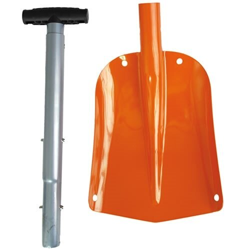 Trojdílná rozkládací lopata Mil-Tec® s pouzdrem