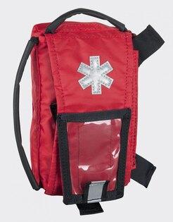 Univerzálne púzdro na lekárničku HELIKON-TEX® Med Insert® - červené