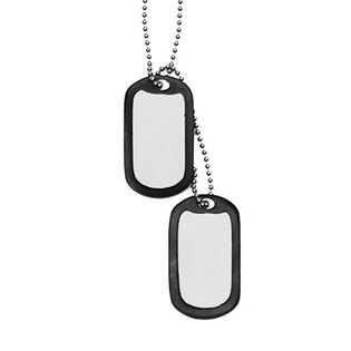 US ID známky DOG TAGS Mil-Tec®
