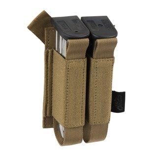 Velcro insert Helikon-Tex® na dva pistolové zásobníky - coyote