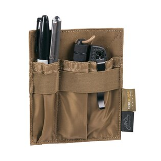 Velcro organizér Helikon-Tex® Organizer Insert Medium® - coyote