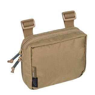 Velcro pouzdro Helikon-Tex® EDC Insert Medium® Cordura® - coyote
