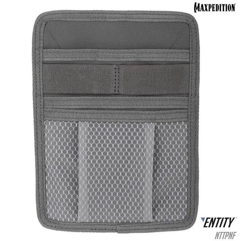Velcro vnitřní organizér Entity™ Hook & Loop Low Profile Maxpedition® - šedý