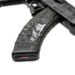 Vinylový potisk AK-47 Mag Skin GunSkins®