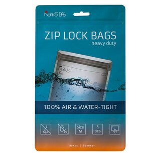 Vodotěsné pouzdro Noaks® Bag M 5 ks