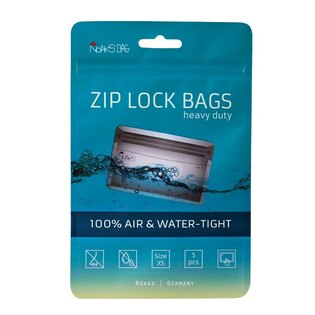 Vodotěsné pouzdro Noaks® Bag XS 5 ks