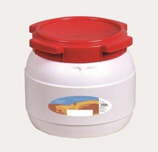 Vodotěsný barel BasicNature® 10,4 l - bílý
